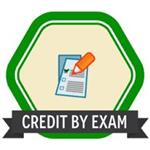 Credit by Exam Image