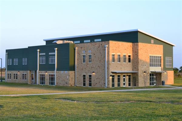 outside photo of HS learning center